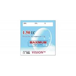 Лінзи Vision CR-39 індекс 1.5