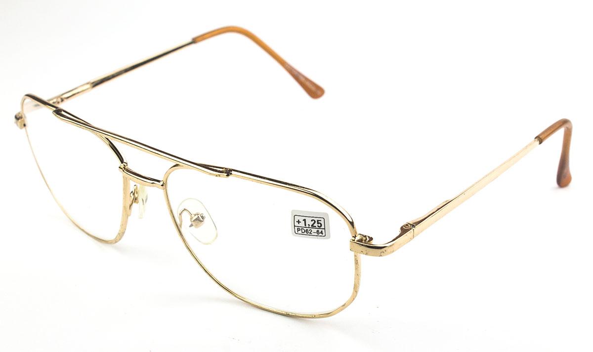 готові чоловічі окуляри метал