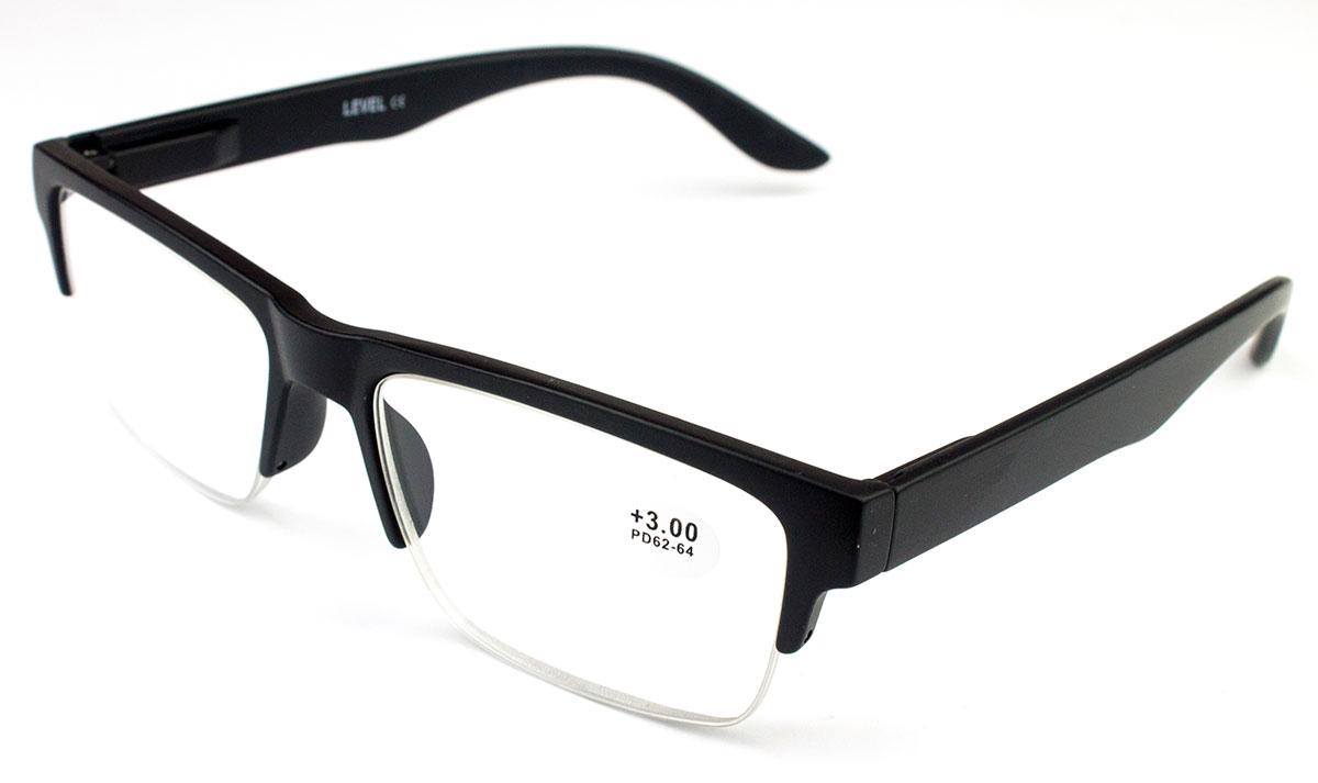 готовые мужские очки пластик
